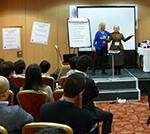 Kate Benson Teaching